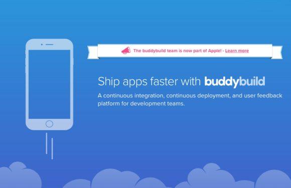 Wat Apple van plan is met Canadese startup Buddybuild