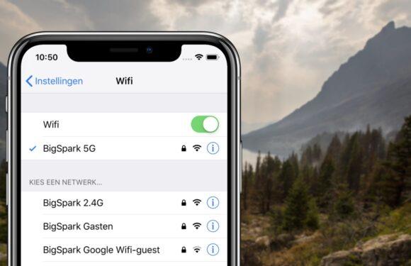 Tip: Zo deel je eenvoudig je wifi zonder je wachtwoord te delen