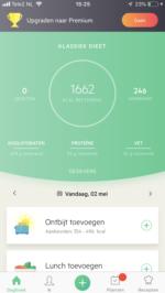 beste calorieteller-apps