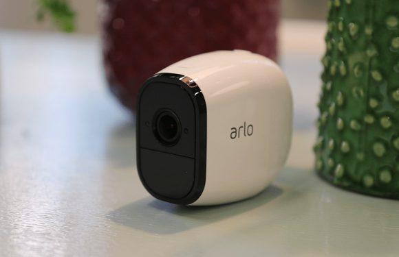 Netgear Arlo Pro review