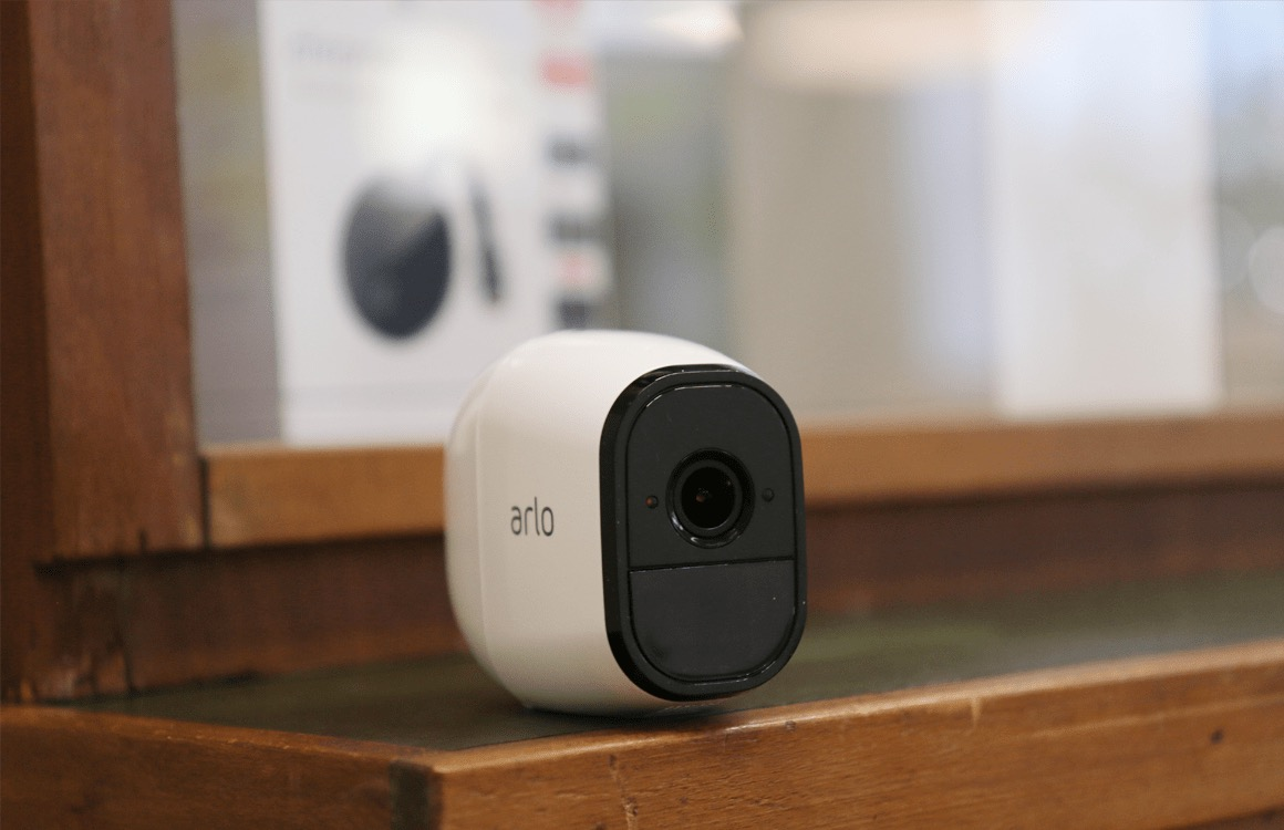 Netgear Arlo Pro review: slimme camera waakt over je huis