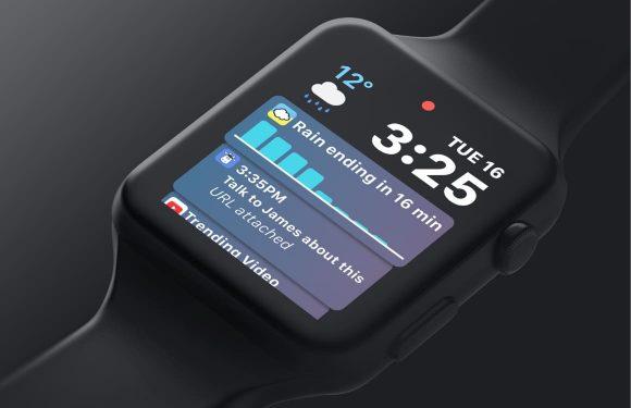 Dit watchOS 5-concept toont 4 grote Apple Watch-verbeteringen