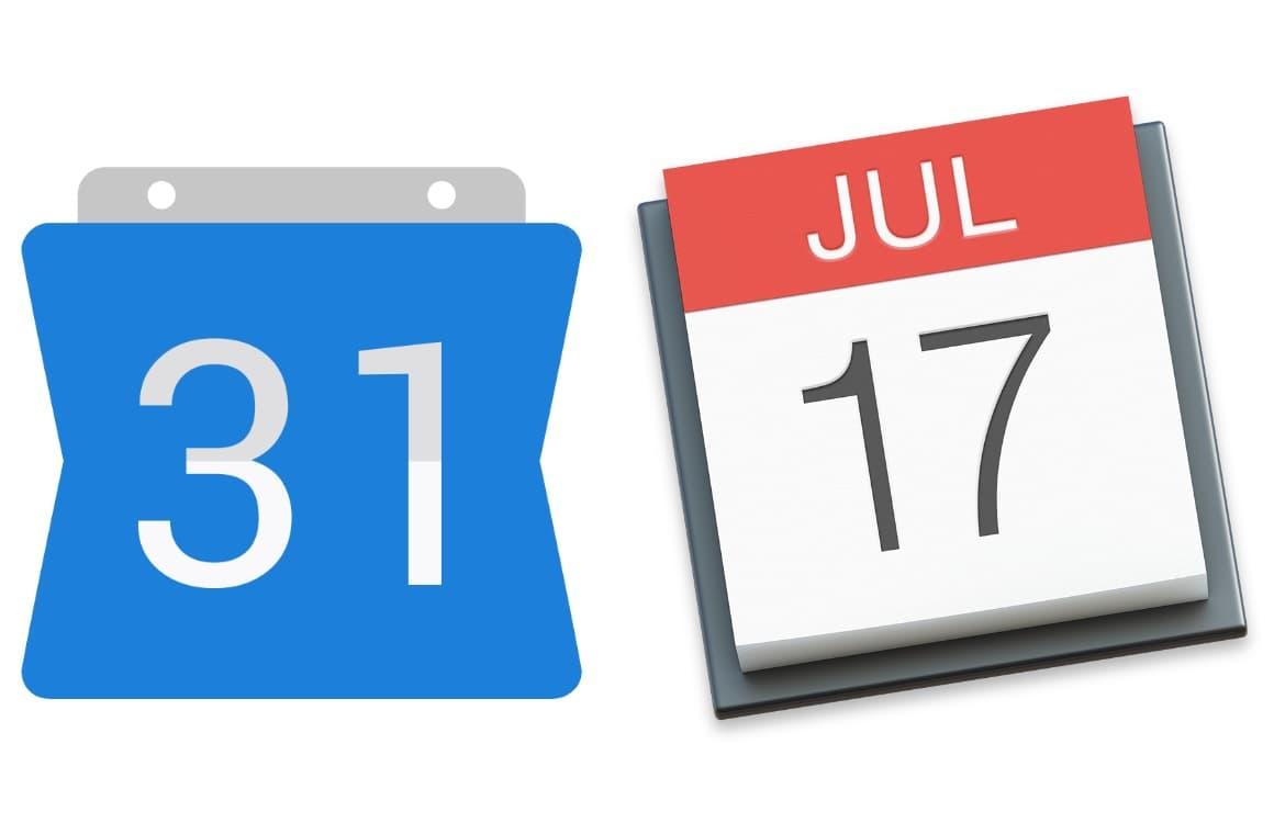 Zo koppel je Google Calendar met Apples Agenda-app op iPhone en Mac
