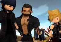 4 redenen waarom je Final Fantasy XV Pocket Edition moet spelen
