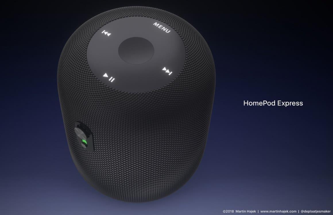 HomePod 2 concept