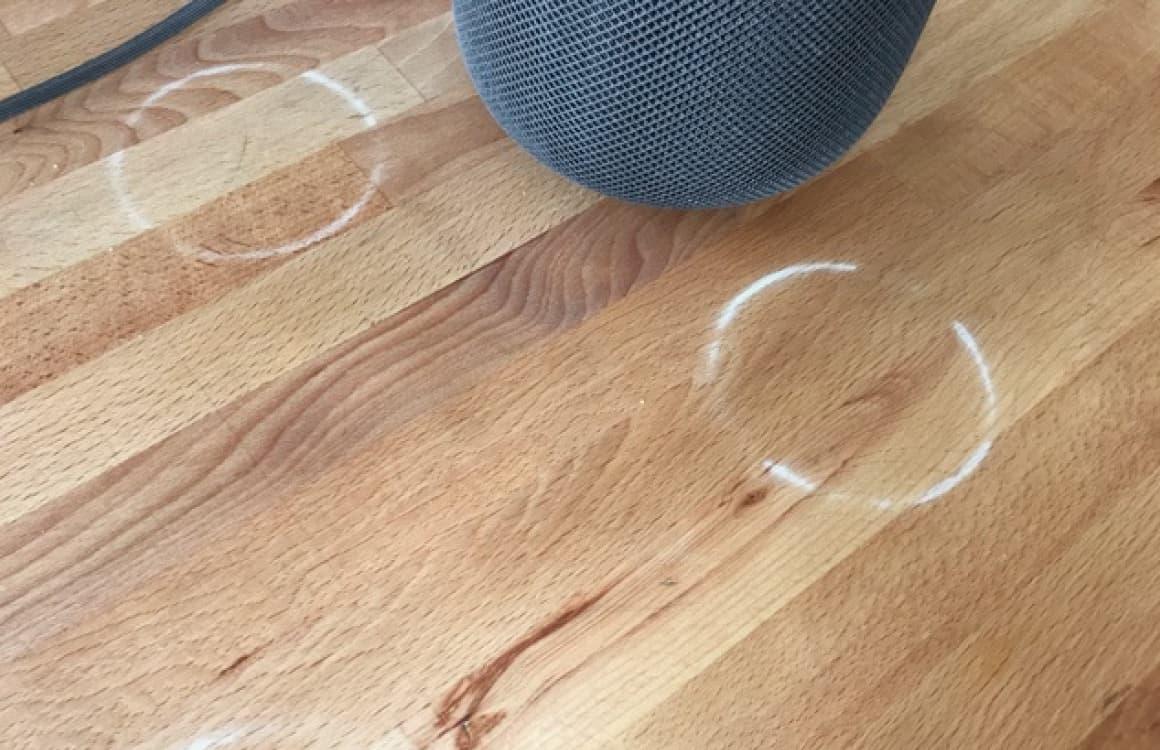 De eerste HomePod-klachten: kringen op tafels en installatiefouten