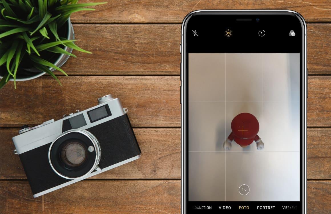 Zo gebruik je de verborgen stabilisatie-tool van de iOS 11-camera