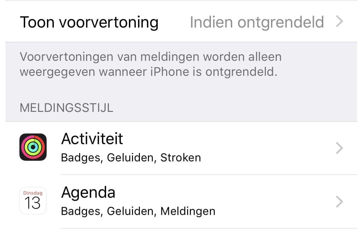iPhone minder verslavend