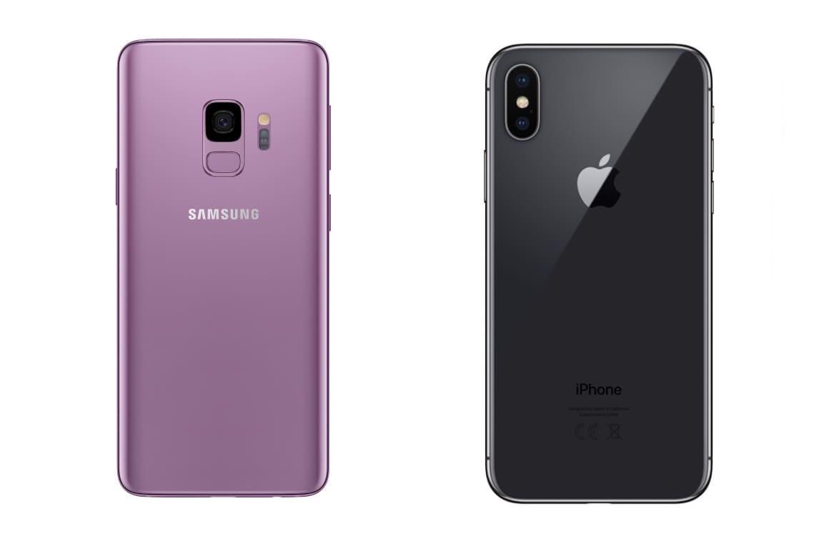 Apple en Samsung begraven strijdbijl na jarenlange rechtszaak