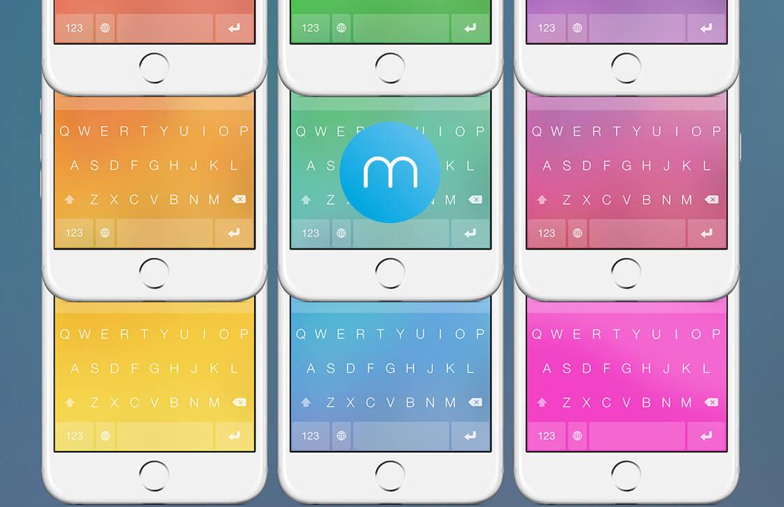 Dit zijn de 4 beste toetsenbord-apps voor iPhone en iPad