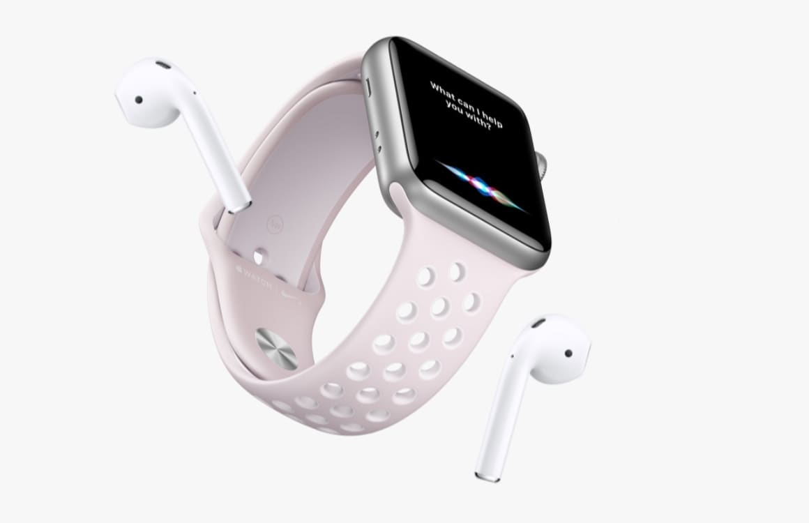 Apple Watch overzetten