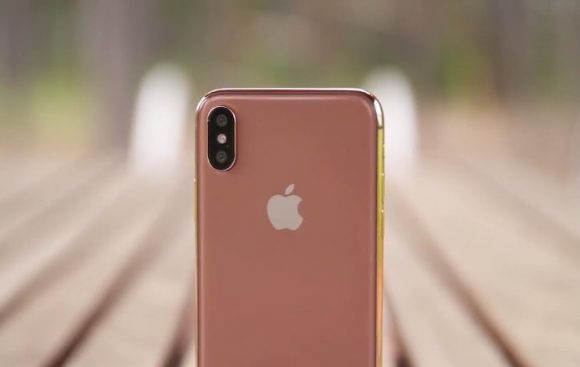 iPhone 2018 kleur