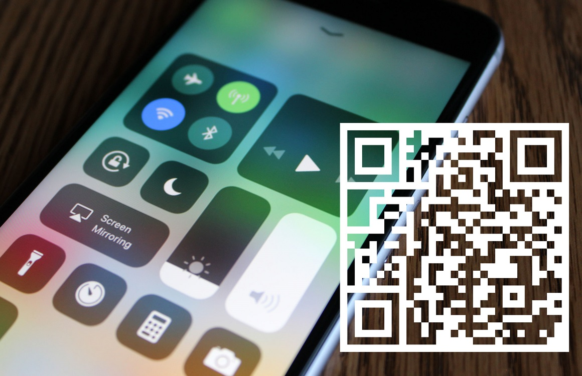 QR Code Scanner iOS 11 takes iPhone users through the garden