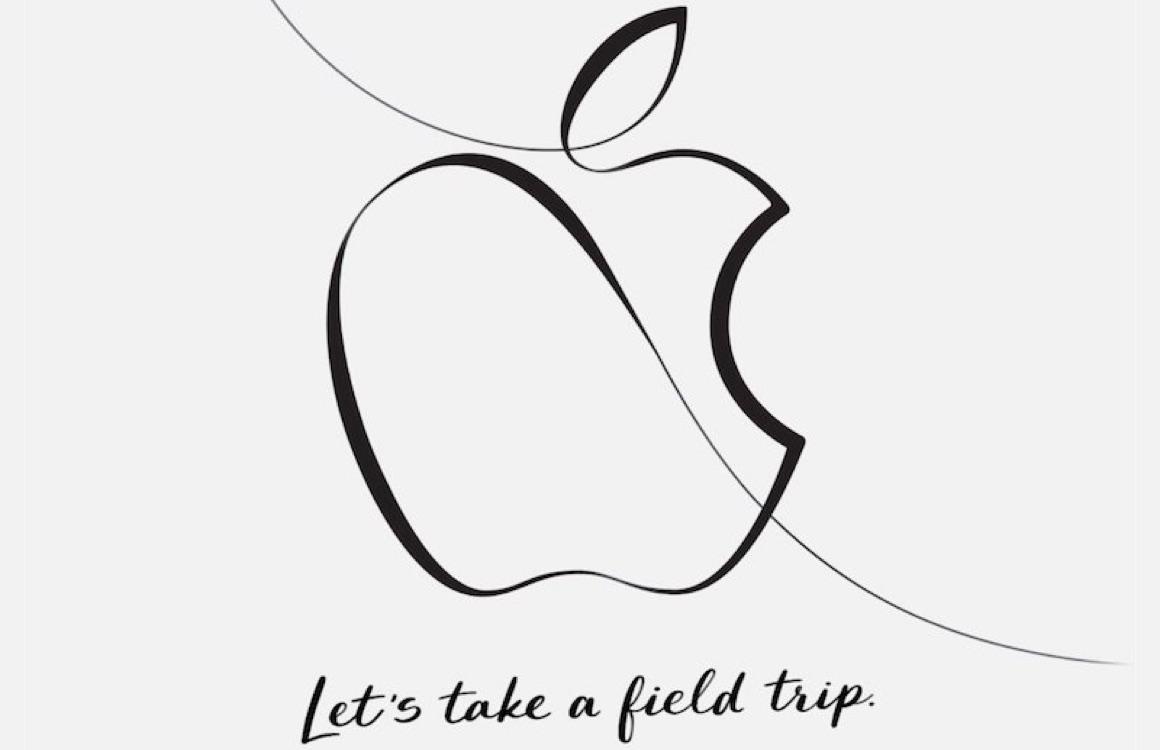 Apple maart-event livestream