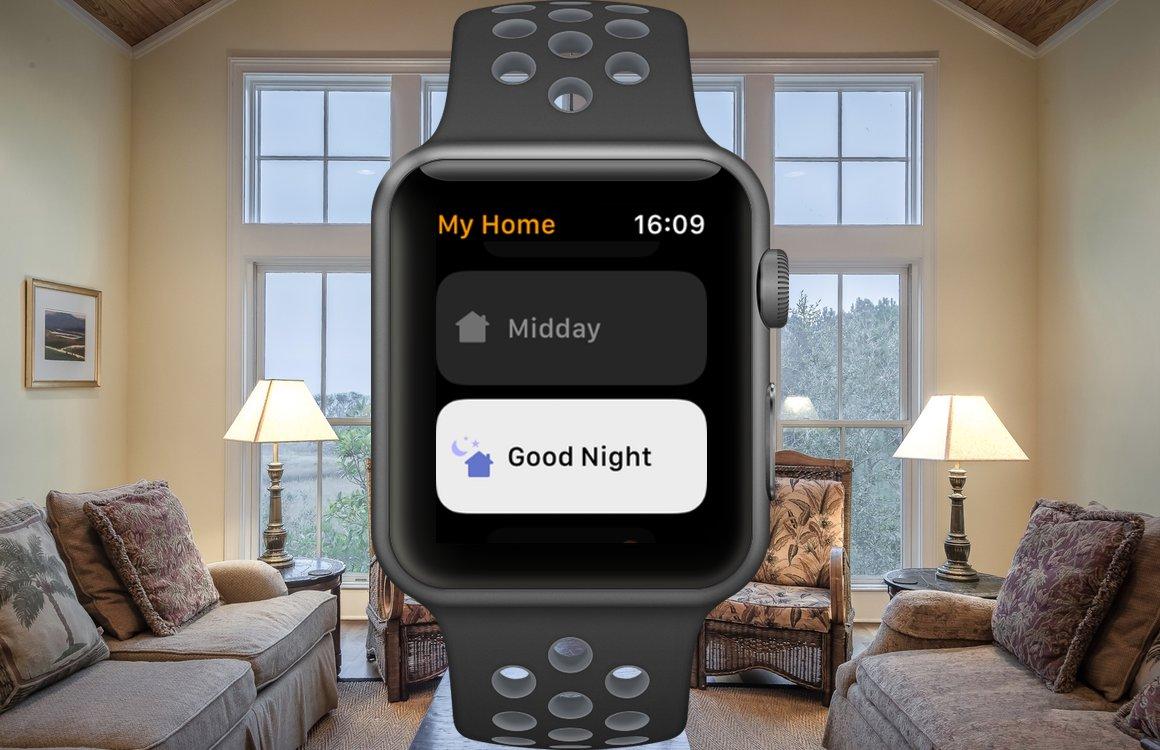 Apple Watch HomeKit