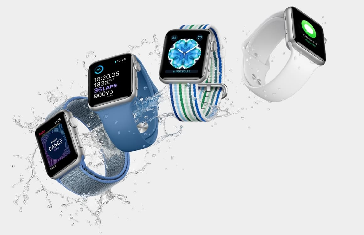 Apple Watch marktleider wearables