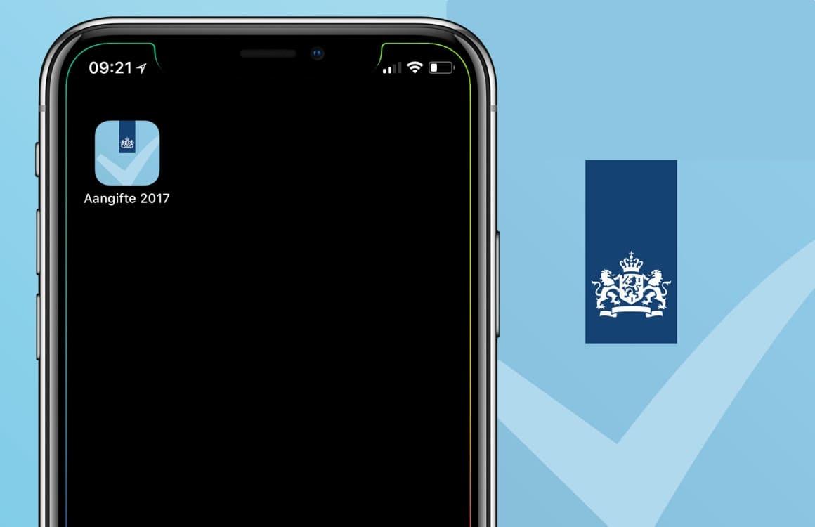 Belastingaangifte 2017-app: zo doe je snel je aangifte op je iPhone