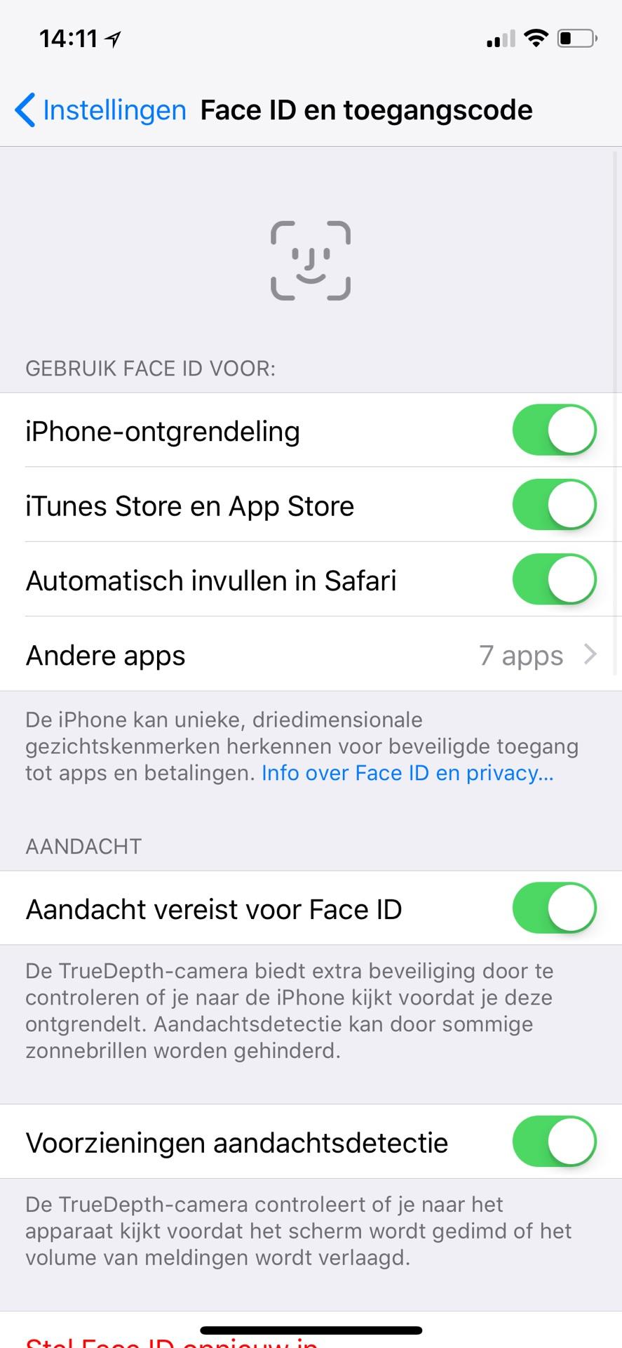Face ID werkt niet goed: deze 3 tips kunnen je helpen