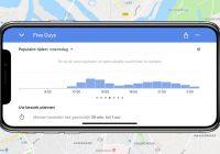 Google Maps toont nu drukte bij restaurants en verbetert reviews