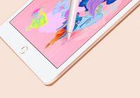 Apple onthult nieuwe budget-iPad met focus op educatie