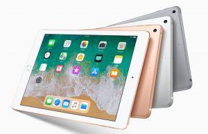 iPad 2018 officieel