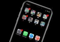 Tip: je iPhone-homescreen opruimen door ruimte tussen apps te vergroten