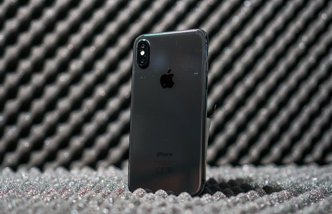 'Opvouwbare iPhone laat nog jaren op zich wachten'