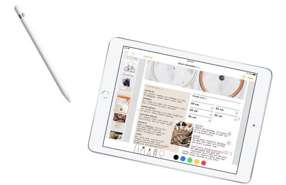 iWork krijgt update: ondersteuning voor Apple Pencil met Smart Annotation