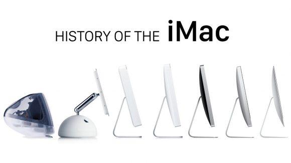iMac 20 jaar