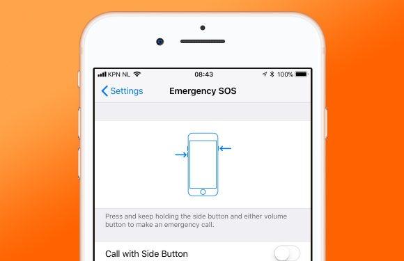Tip: schakel de automatische SOS-noodmelding uit op je iPhone of Apple Watch