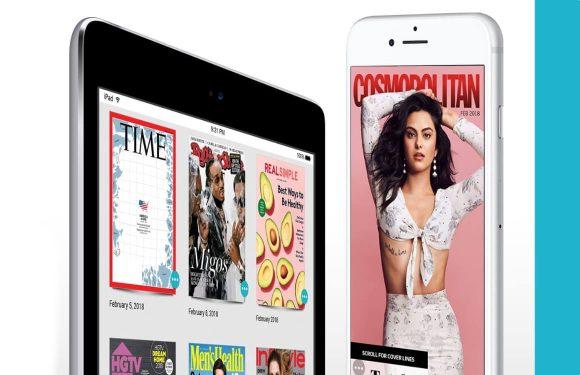 Apple richt zich op digitale tijdschriftenmarkt met grote overname