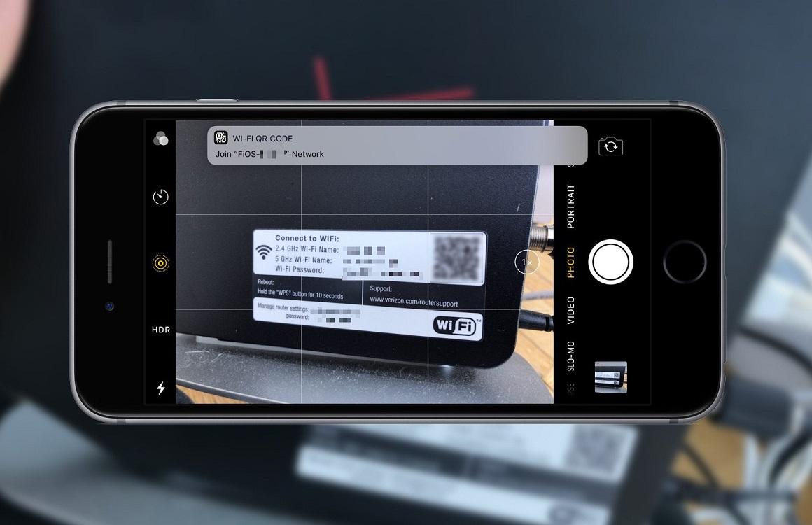 Tip: zo gebruik je je camera om te verbinden met een wifi-netwerk