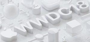 WWDC 2018 officieel aangekondigd
