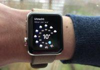 'Apple Watch met always on display in de maak'