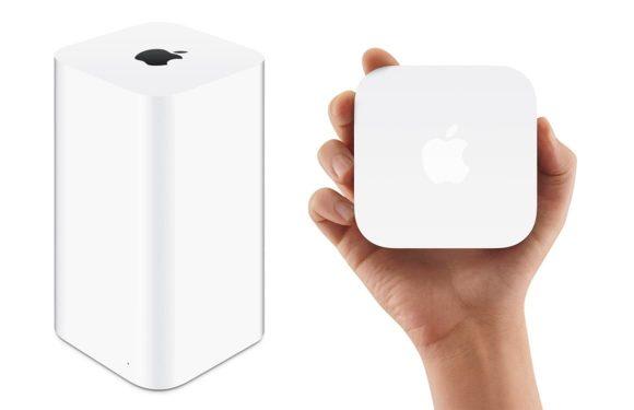 Apple stopt met verkoop van routers, beeïndigt AirPort-productlijn
