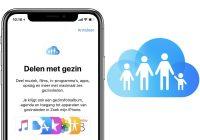 Gids: Apple Gezinsdeling – zo stel je het in en dit kun je ermee
