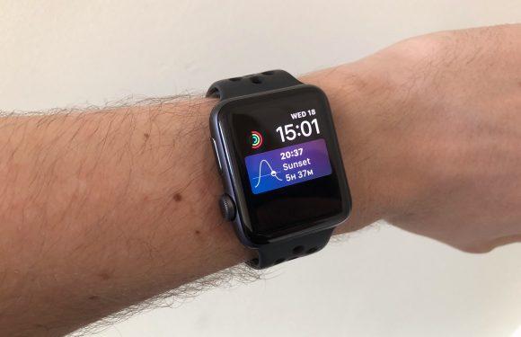 'Dit is waarom de nieuwe Apple Watch andere knoppen krijgt'
