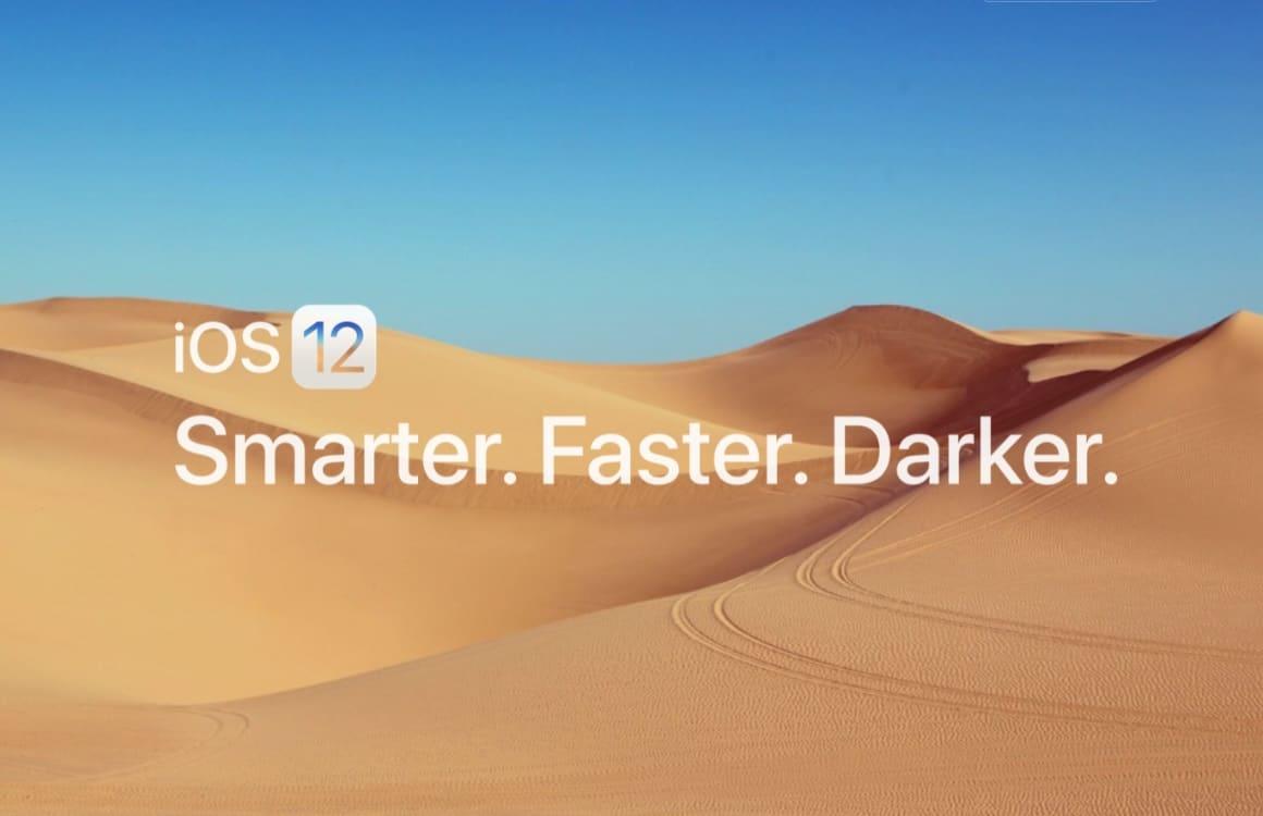 Conceptvideo: zo kan iOS 12 de iPhone op slimme manieren verbeteren