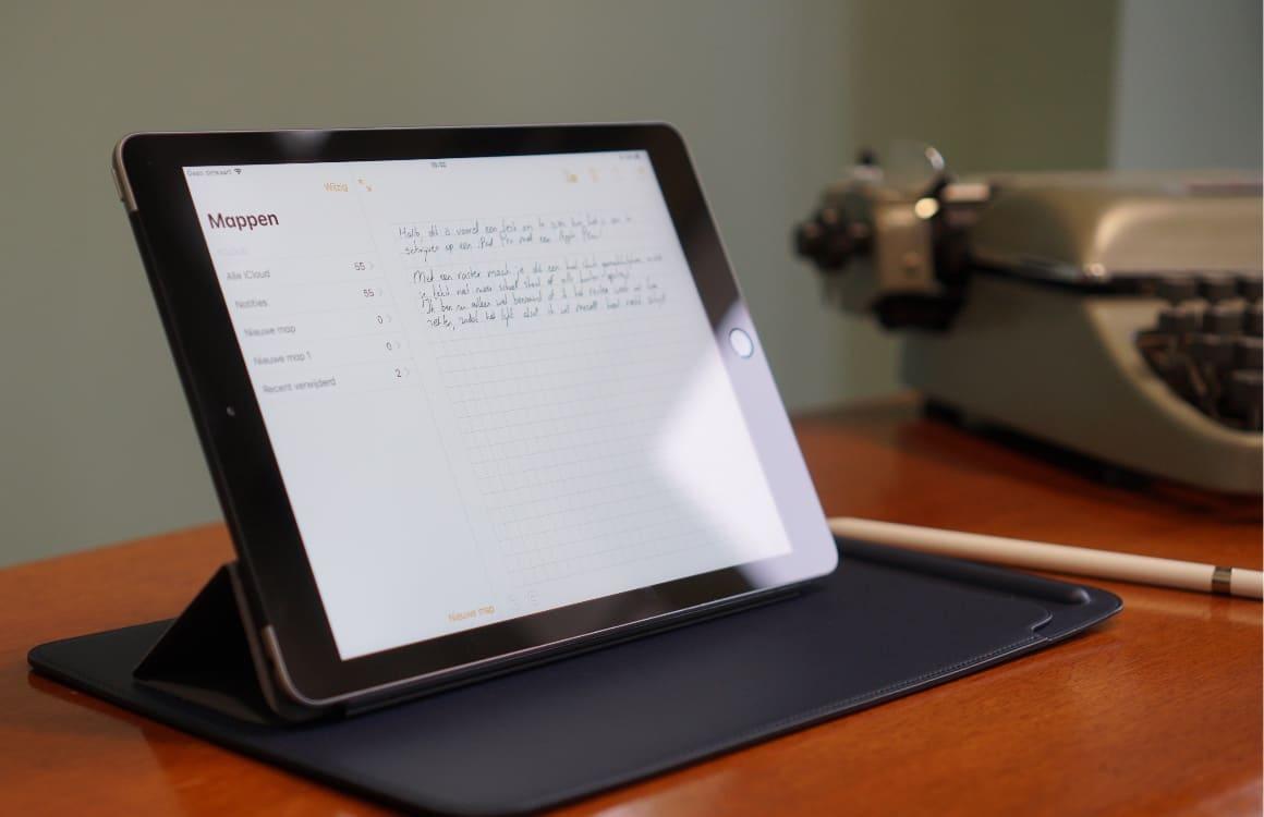 'Apple werkt aan kruising tussen iPad en MacBook'