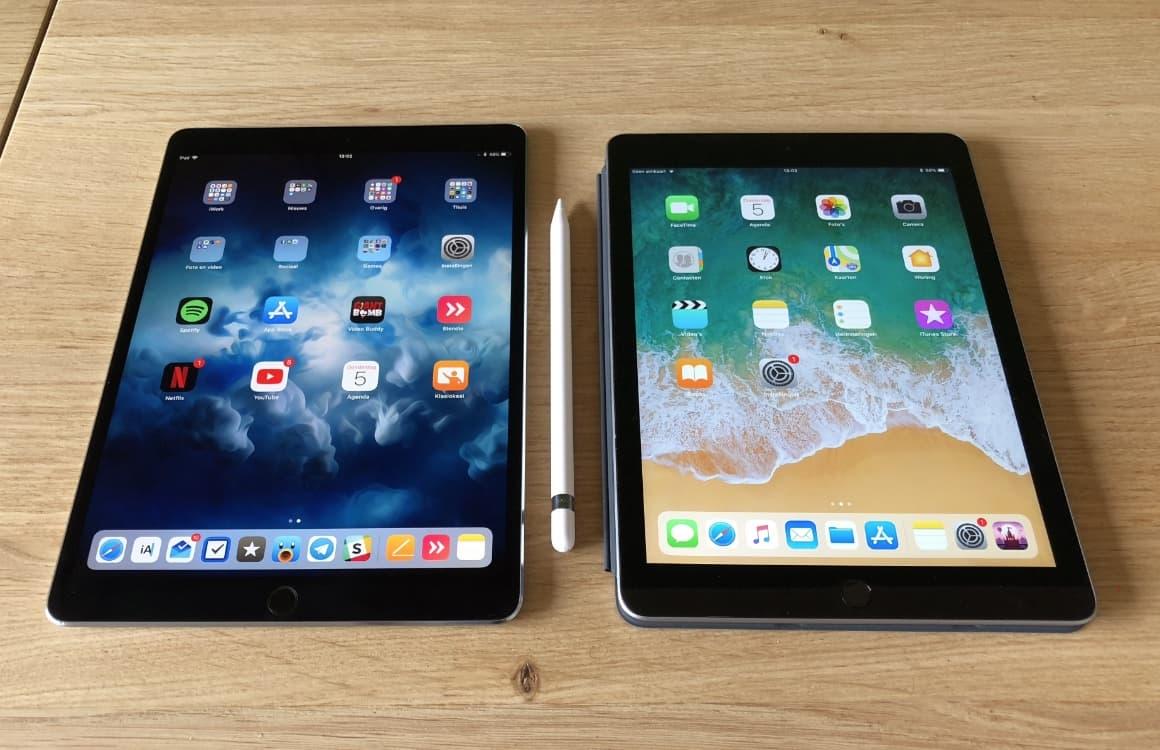 Gegevens van een oude iPad overzetten naar een nieuwe iPad: zo doe je dat