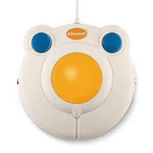 Apple-accessoires mensen met een beperking Ablenet bigtrack-muis