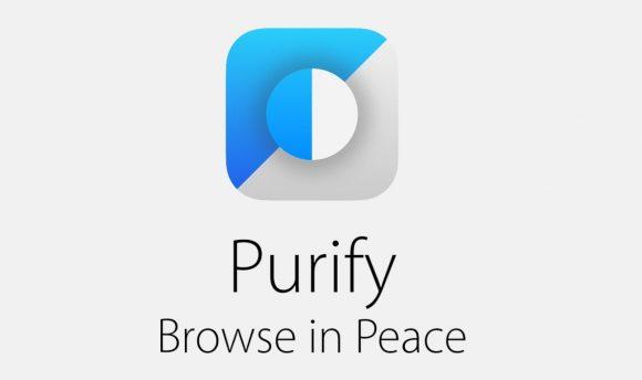Purify-app