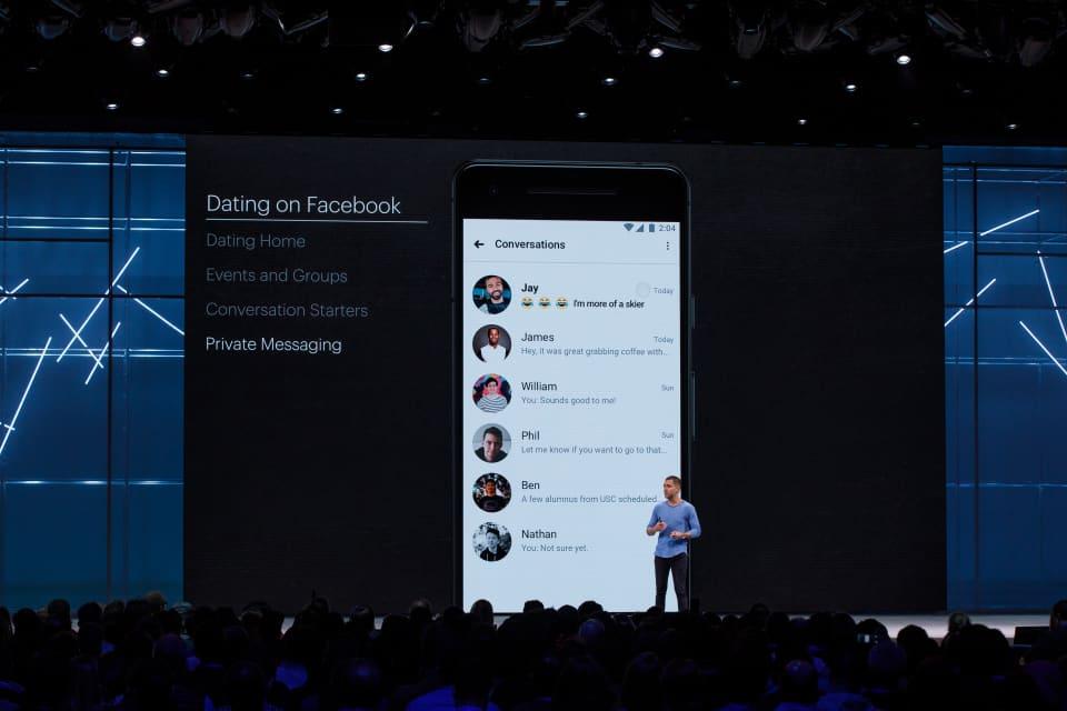Facebook F8 2018 round up