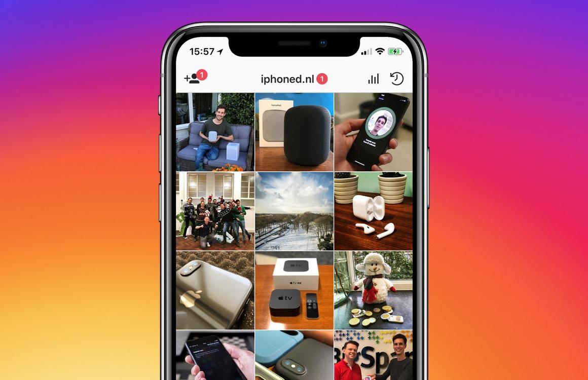 Naamtags: zo voeg je 'echte' vrienden toe op Instagram