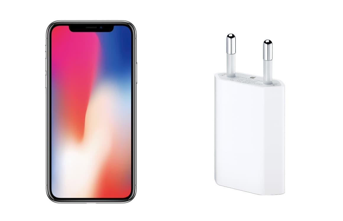 '2018 iPhones krijgen usb-c-adapter voor sneller opladen'
