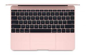 MacBook toetsenbord aanklacht