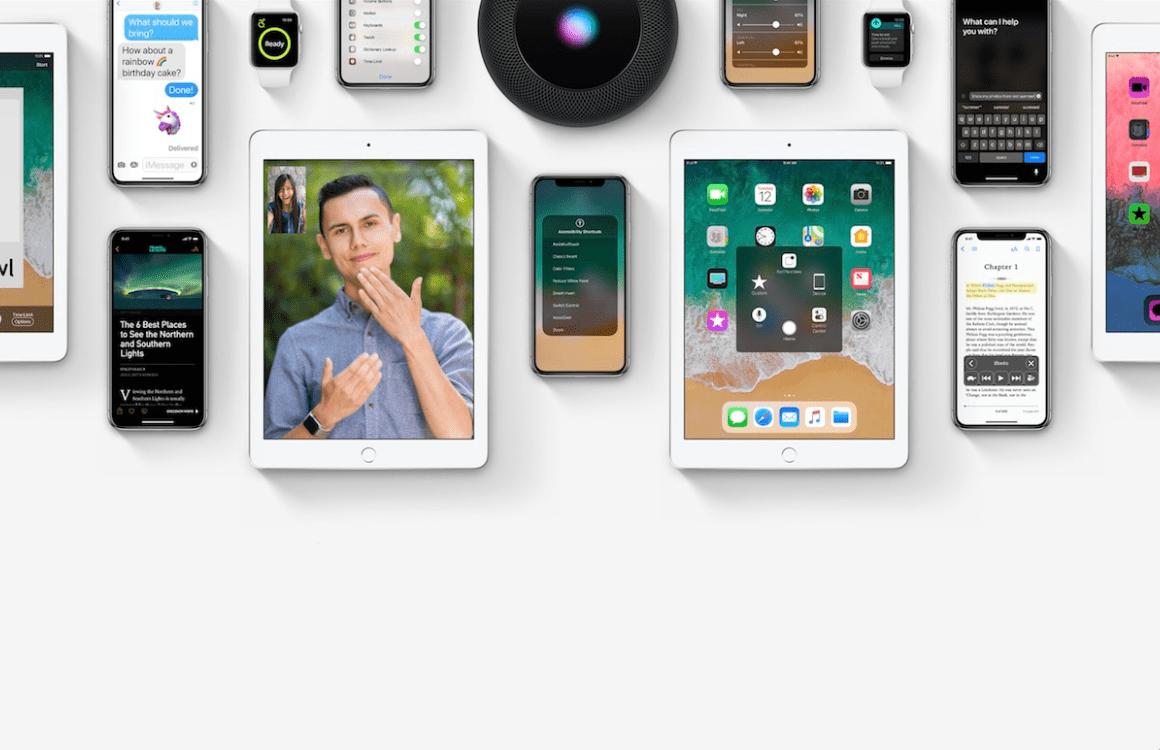 Apple toegankelijkheid