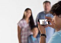 Gids: Apple-apparaten gebruiken met een visuele beperking