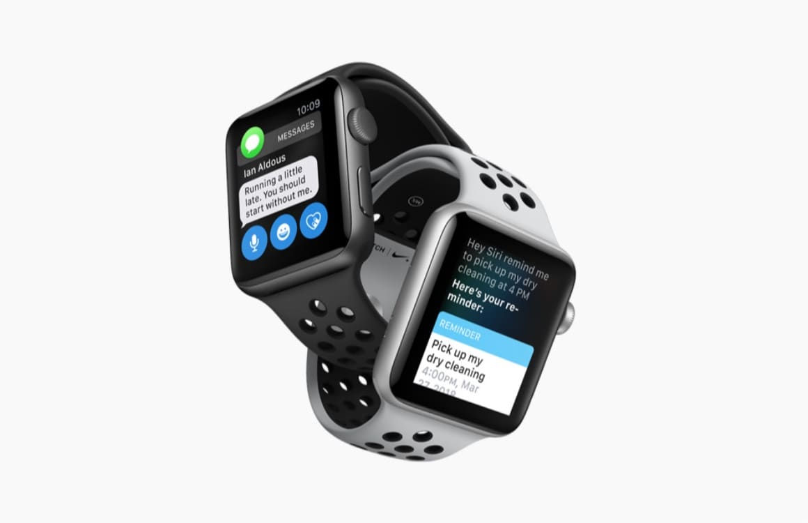 Apple Watch goede voornemens