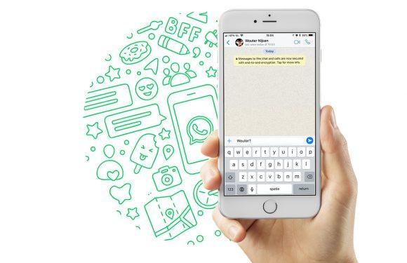 Tip: Zo download je je WhatsApp-data op je iPhone